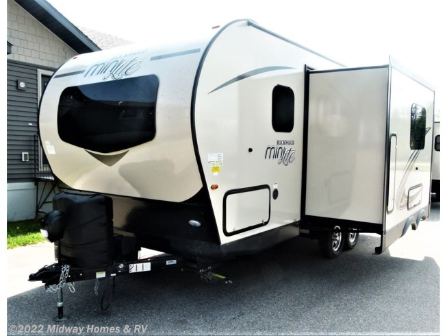 2020 Forest River Rockwood Mini Lite 2104S