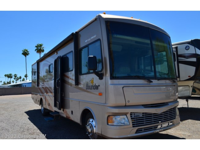 2007 Fleetwood Rv Bounder 34g For Sale In Mesa Az 85213