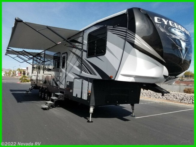 Used 2018 Heartland Cyclone CY 4115 available in Las Vegas, Nevada