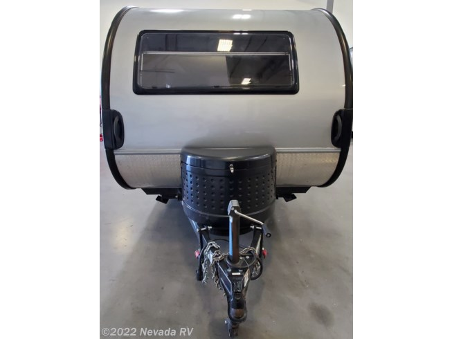 2018 NuCamp T@B 400 - Used Travel Trailer For Sale by Nevada RV in Las Vegas, Nevada features 30 Amp Service, Alloy Wheels, AM/FM/CD, Auxiliary Battery, Bluetooth Stereo, Booth Dinette, CO Detector, Day/Night Shades, Dinette Bed, DVD Player, External Shower, Fiberglass Sidewalls, Fire Extinguisher, Kitchen Sink, LED Lights, Leveling Jacks, LP Detector, Power Roof Vent, Queen Bed, Roof Vents, Screen Door, Shower, Smoke Detector, Spare Tire Kit, Stereo System, Stove Top Burner, Toilet, TV, Water Heater