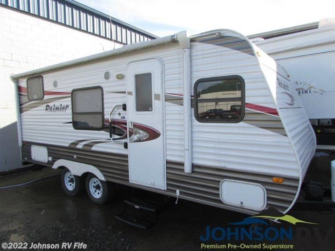 2011 Dutchmen Rv Rainier 185db For Sale In Puyallup Wa