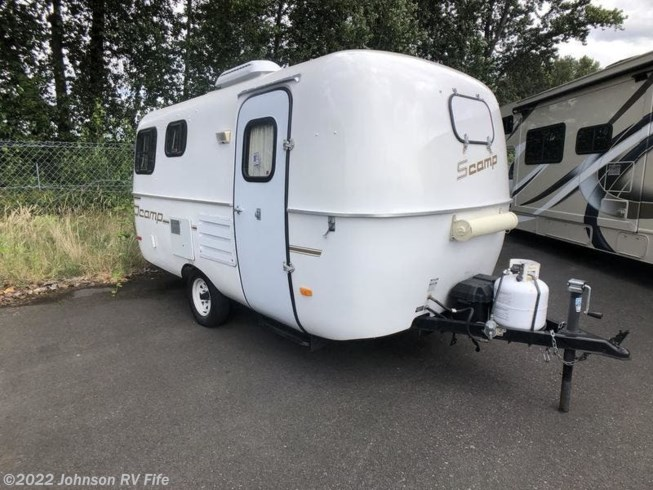 2014 Scamp Rv Deluxe 16 For Sale In Fife Wa 98424 13486d