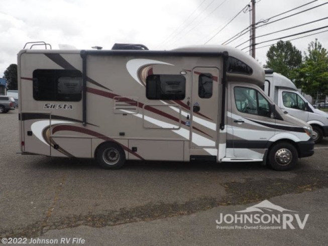 Used 2016 Thor Motor Coach Siesta Sprinter 24ST available in Fife, Washington