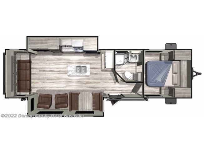 2020 Highland Ridge Open Range Conventional - New Travel Trailer For Sale by Dunlap Family RV in Lebanon, Tennessee