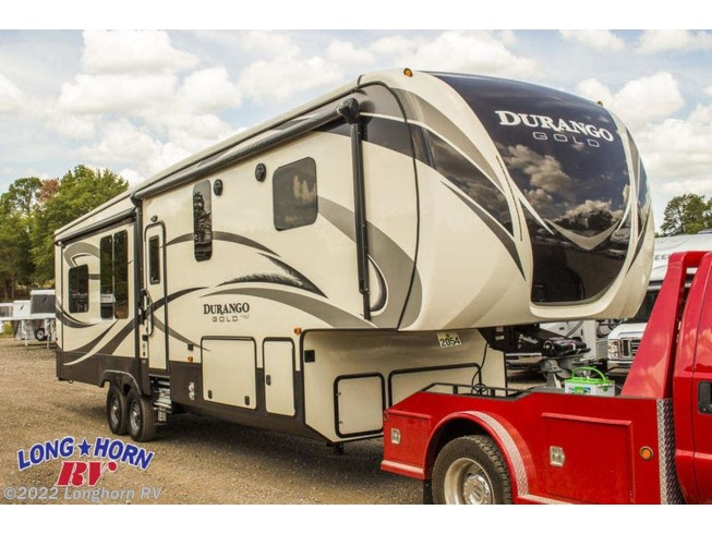 Used Kz Rv Fifth Wheels For Sale Texas >> 2017 K Z Rv Durango Gold G359ret For Sale In Mineola Tx 75773