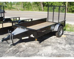 #508STBLK-22026 - 2018 Rice Trailers Stealth 5' x 8'