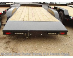 "#8220MAGCHBL07K-18736 - 2018 Rice Trailers Magnum Car Hauler 82"" x 20'"