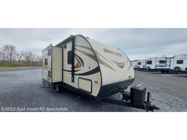 2015 Keystone Bullet - Used Travel Trailer For Sale by East Coast RV Specialists in Bedford, Pennsylvania