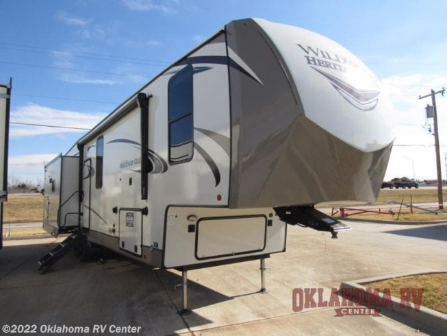 New 2021 Forest River Wildwood Heritage Glen 370BL available in Moore, Oklahoma