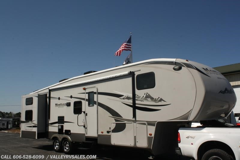 2011 Keystone RV Fifth Wheel