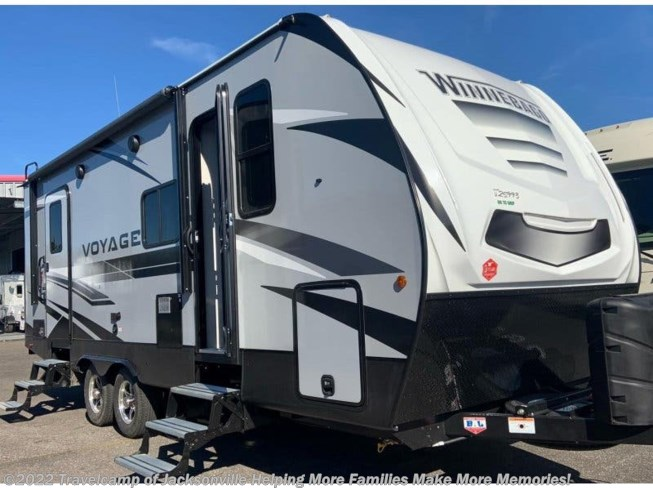 New 2020 Winnebago Voyage 2427RB available in Jacksonville, Florida