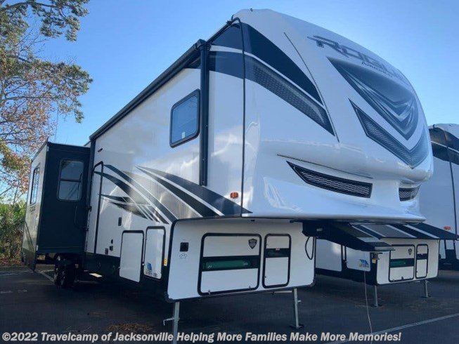 New 2020 Forest River Vengeance 351A13 available in Jacksonville, Florida