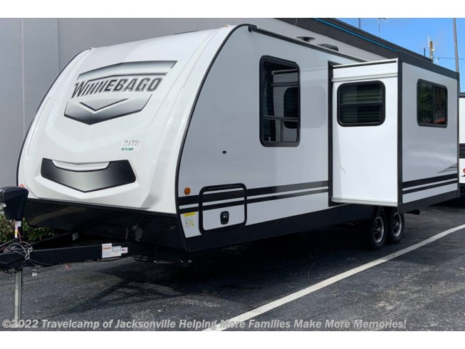 New 2021 Winnebago Minnie 2455BHS available in Jacksonville, Florida