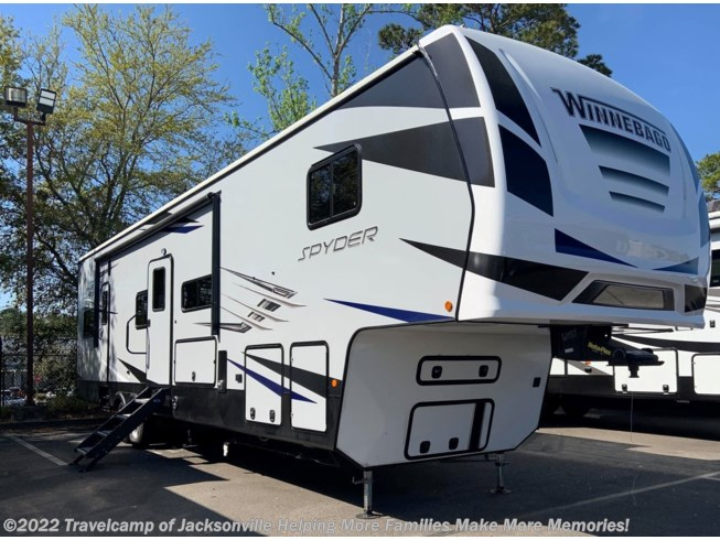 New 2020 Winnebago Spyder 36GWS available in Jacksonville, Florida