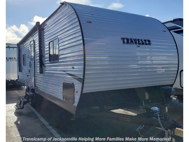 New 2021 Sunset Park RV TRAVELER TOY 12-6 available in Jacksonville, Florida
