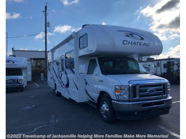 New 2021 Thor CHATEAU 31EV available in Jacksonville, Florida