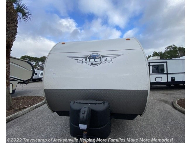 2021 SHASTA 25RS by Forest River from Travelcamp of Jacksonville in Jacksonville, Florida