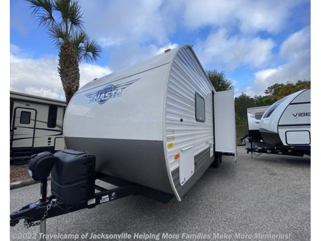 New 2021 Forest River SHASTA 25RS available in Jacksonville, Florida