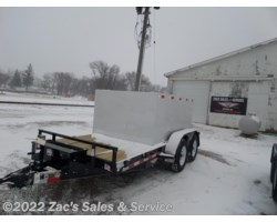 #ZF-1000 - 2018 H&H  Flatbed Trailers