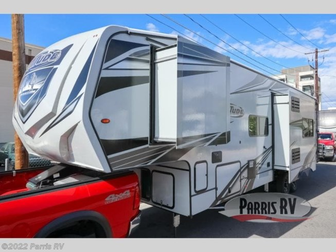 2021 Attitude Wide Lite 3322SAG by Eclipse from Parris RV in Murray, Utah