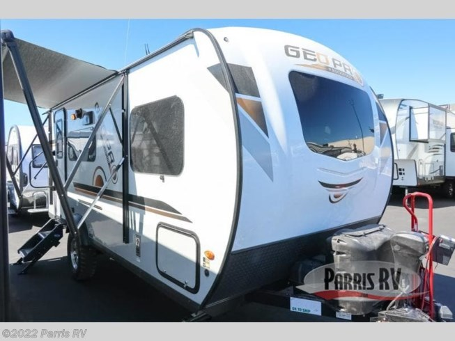 New 2021 Forest River Rockwood Geo Pro G19FBS available in Murray, Utah