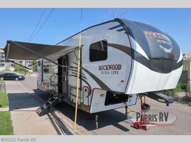 New 2021 Forest River Rockwood Ultra Lite 2891BH available in Murray, Utah