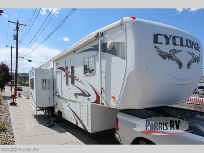 Used 2008 Heartland Cyclone 4012 available in Murray, Utah