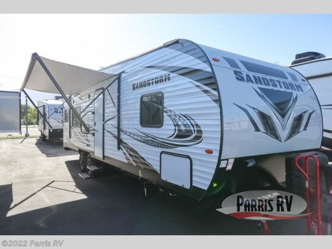 New 2021 Forest River Sandstorm 272SLC available in Murray, Utah