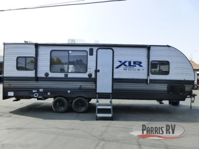 2021 XLR Micro Boost 25LRLE by Forest River from Parris RV in Murray, Utah