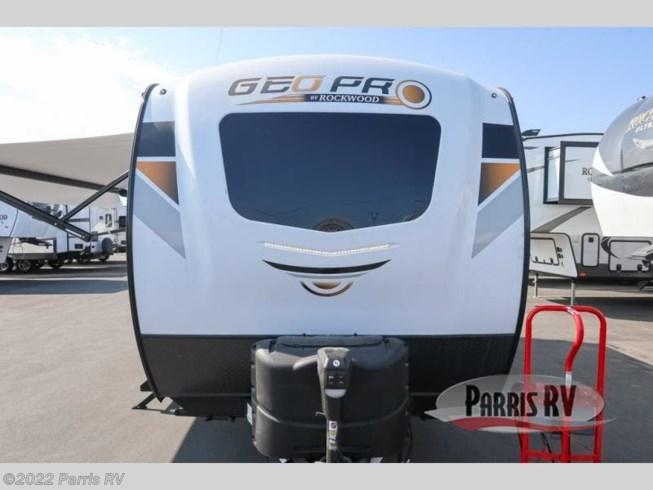 2021 Rockwood Geo Pro G19BH by Forest River from Parris RV in Murray, Utah