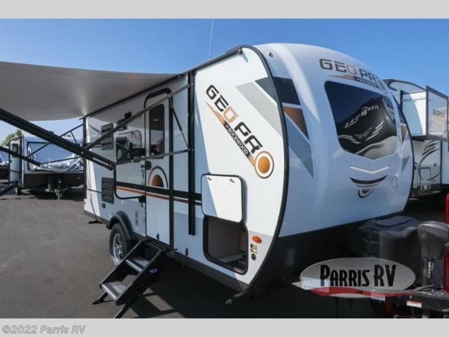 New 2021 Forest River Rockwood Geo Pro G19BH available in Murray, Utah