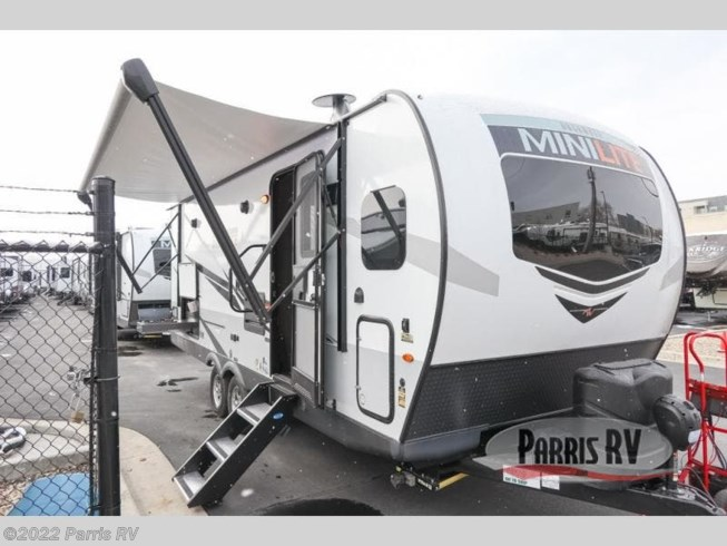 New 2021 Forest River Rockwood Mini Lite 2506S available in Murray, Utah