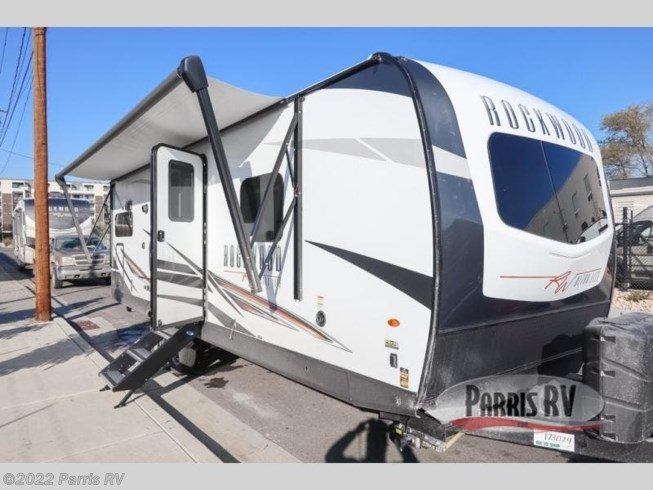 New 2021 Forest River Rockwood Ultra Lite 2613BS available in Murray, Utah