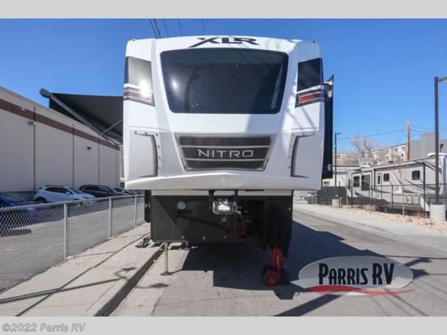 2021 XLR Nitro 351 by Forest River from Parris RV in Murray, Utah