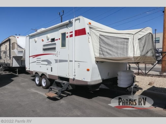 Used 2009 Forest River Rockwood Roo 21SS available in Murray, Utah