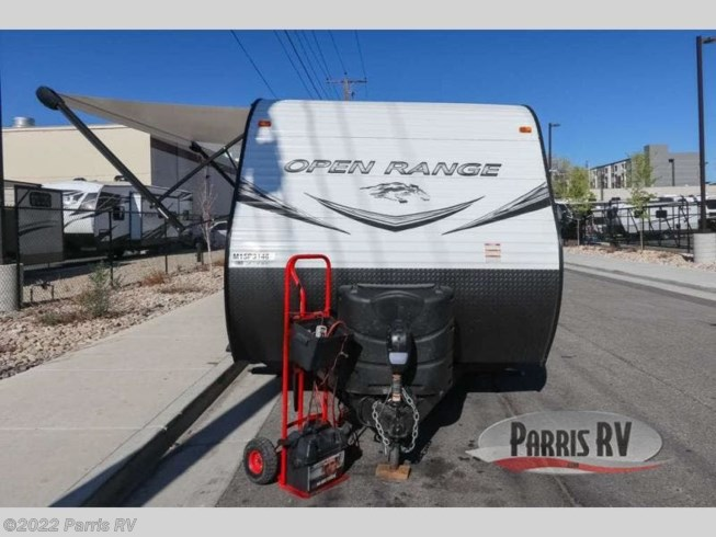2021 Highland Ridge Open Range Conventional OT20MB - New Travel Trailer For Sale by Parris RV in Murray, Utah