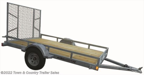New 2016 Karavan Utility Trailer For Sale by Town & Country Trailer Sales available in Burnsville, Minnesota