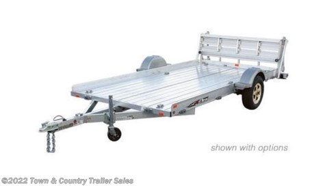 New 2018 Triton Trailers AUT Series For Sale by Town & Country Trailer Sales available in Burnsville, Minnesota