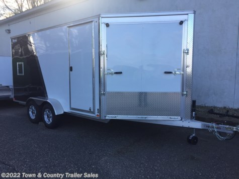 New 2019 Triton Trailers Snowmobile Trailers For Sale by Town & Country Trailer Sales available in Burnsville, Minnesota