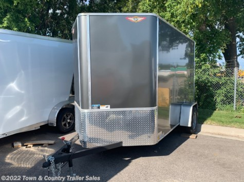New 2019 H&H  For Sale by Town & Country Trailer Sales available in Burnsville, Minnesota