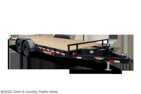 New 2019 H&H For Sale by Town & Country Trailer Sales available in Mendota Heights, Minnesota
