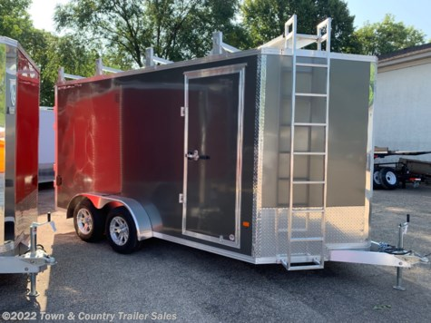 New 2019 CargoPro Stealth For Sale by Town & Country Trailer Sales available in Burnsville, Minnesota