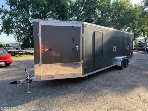 New 2019 Legend Trailers Thunder For Sale by Town & Country Trailer Sales available in Burnsville, Minnesota