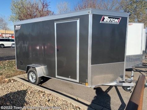 New 2020 Triton Trailers Vault For Sale by Town & Country Trailer Sales available in Burnsville, Minnesota