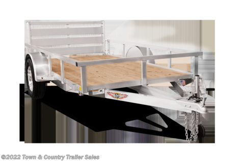 New 2019 H&H Utility Trailers For Sale by Town & Country Trailer Sales available in Mendota Heights, Minnesota