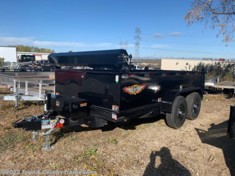 New 2019 H&H H8314DBW-GN-140 For Sale by Town & Country Trailer Sales available in Burnsville, Minnesota
