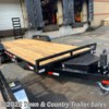 2021 H&H  - Flatbed/Flat Deck (Heavy Duty) Trailer New  in Mendota Heights MN For Sale by Town & Country Trailer Sales call 877-830-3943 today for more info.