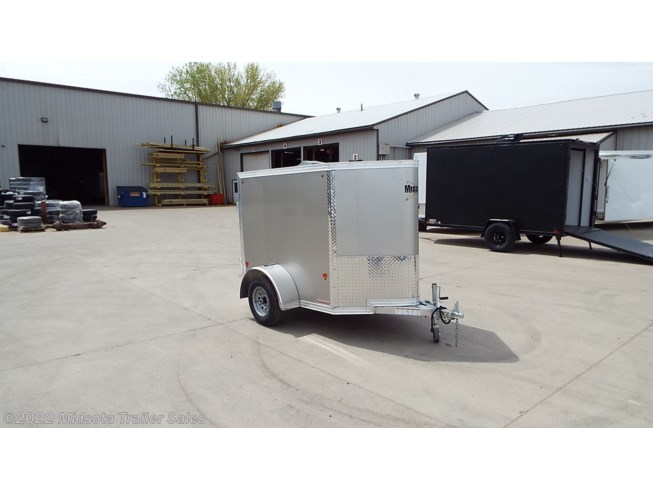 4x6 Enclosed Trailer >> Mission4x6 965 2019 Mission Trailers 4x6 Enclosed Trailer For Sale