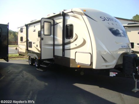 New 2016 Crossroads Sunset Trail 270 Bh For Sale By Hayden