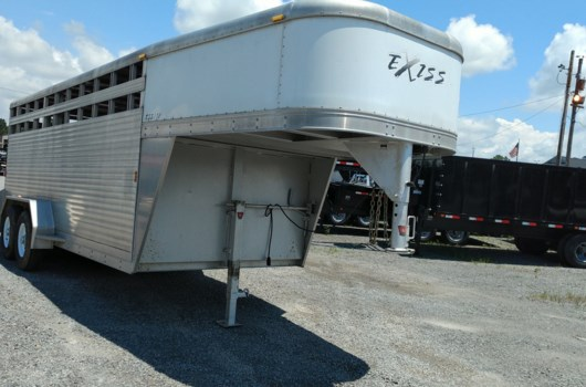 Livestock Trailer - 2006 Exiss ESS-18 available Used in Carterville, IL